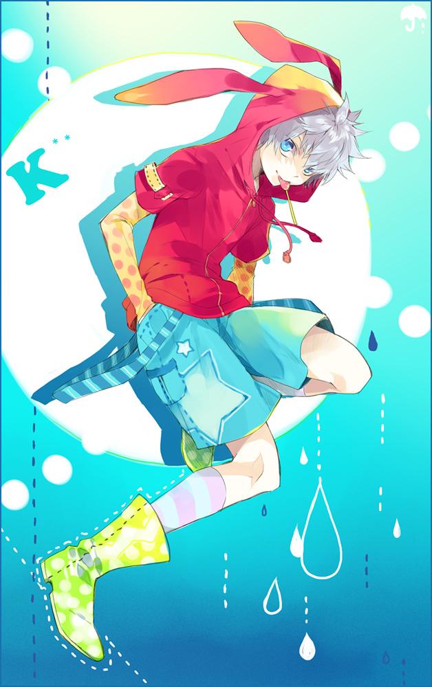 Tags: Anime, Hs (Pixiv 2934068), Hunter x Hunter, Killua Zoldyck, Raindrop (Symbol), Pixiv, Mobile Wallpaper, Fanart