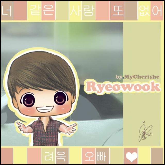 Kim Ryeowook chibi