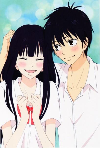 Tu top 10 anime/manga Kimi.Ni.Todoke.600.605693