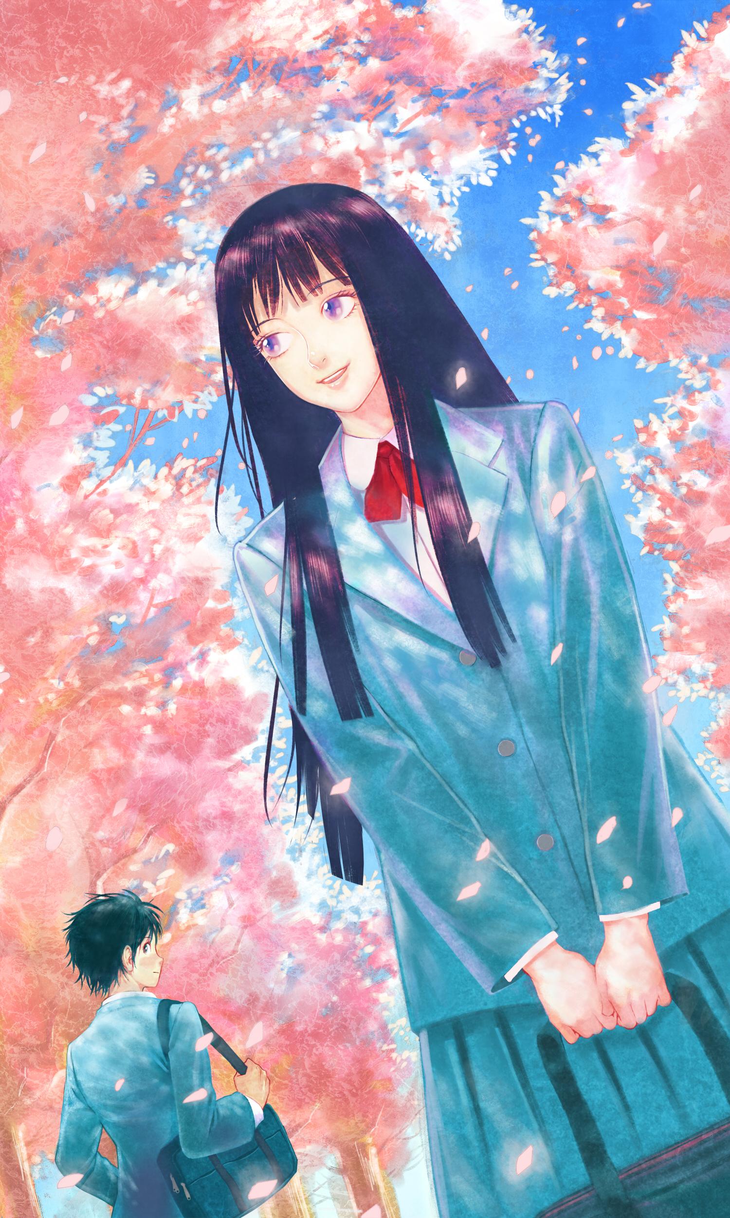 Kimi Ni Todoke From Me To You Mobile Wallpaper 333218 Zerochan