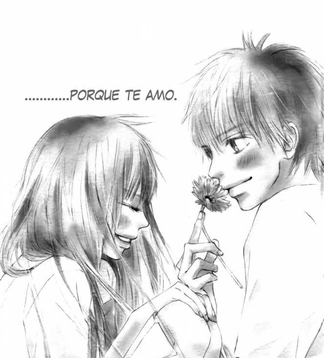 Tags: Anime, Shiina Karuho, Kimi ni Todoke, Kazehaya Shouta, Kuronuma Sawako, Manga Page, Scan, From Me To You