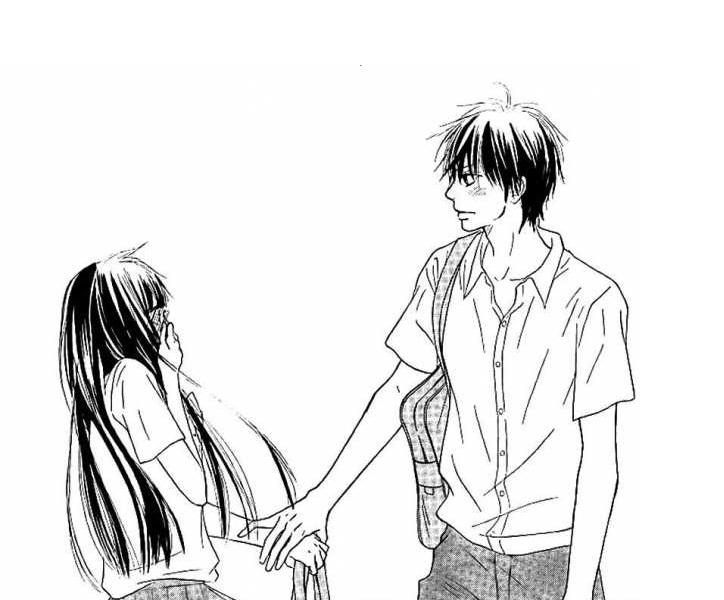kazehaya and sawako relationship problems