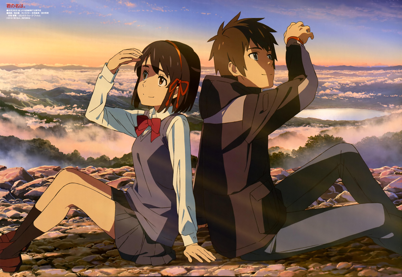 108+ Gambar Anime Keren Buat Wa Terbaik