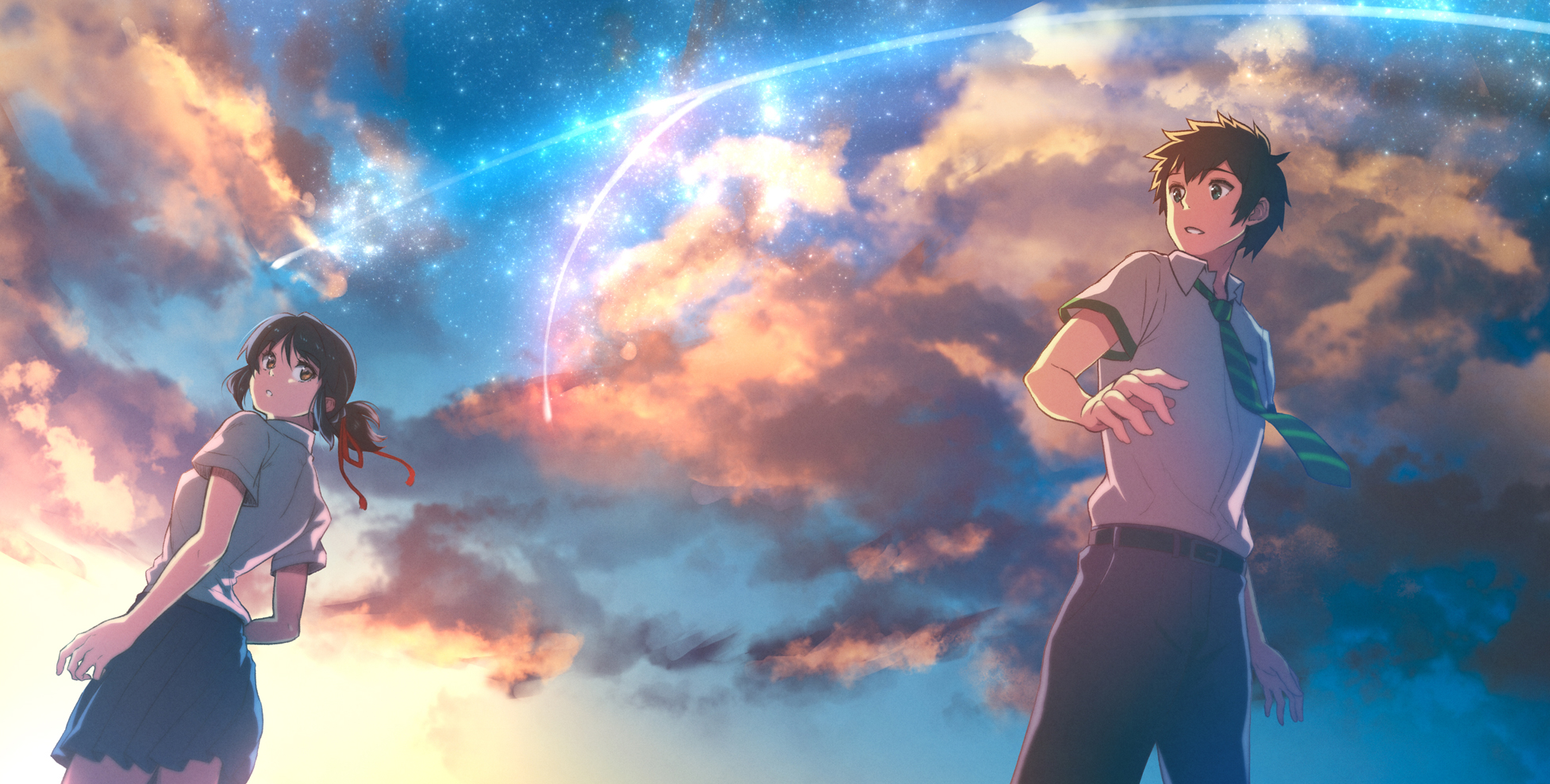 Kimi No Na Wa Your Name Zerochan Anime Image Board