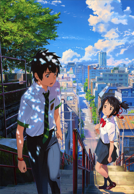 Kimi No Na Wa Your Name Zerochan Anime Image Board