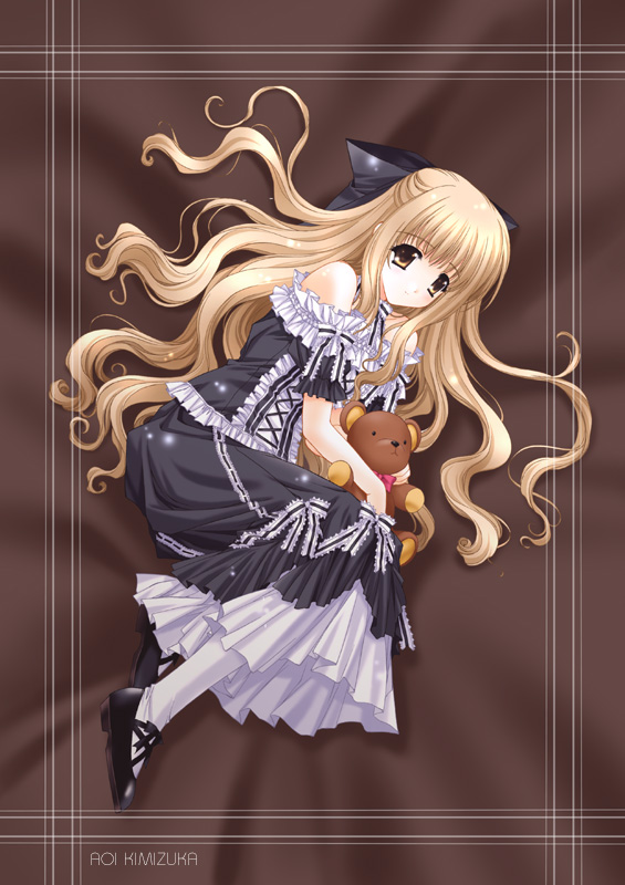 Tags: Anime, Kimizuka Aoi