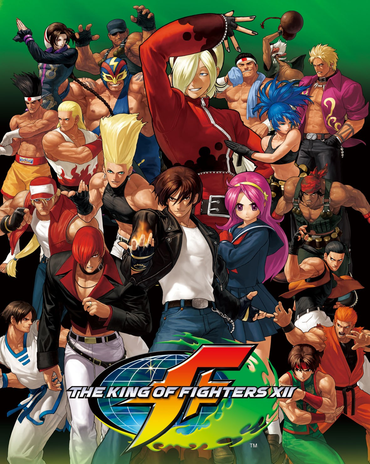 The king of fighters film streaming.