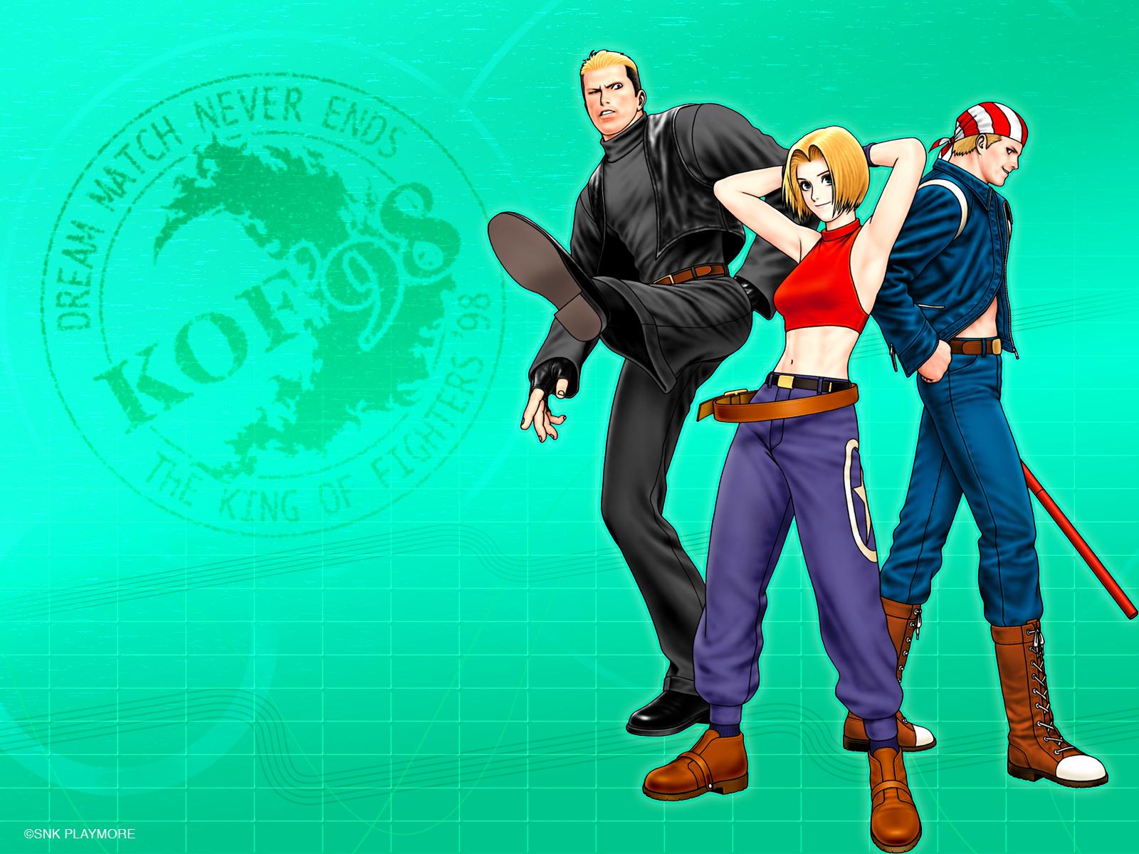King Of Fighters Wallpaper 899977 Zerochan Anime Image Board