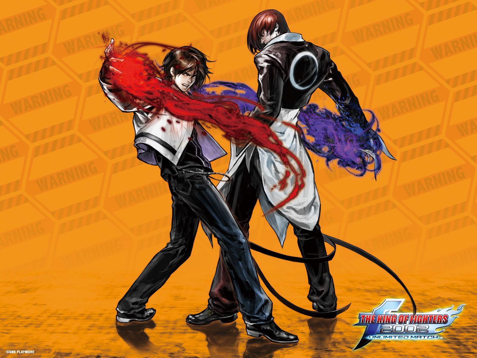 king of fighters, wallpaper - zerochan anime image board