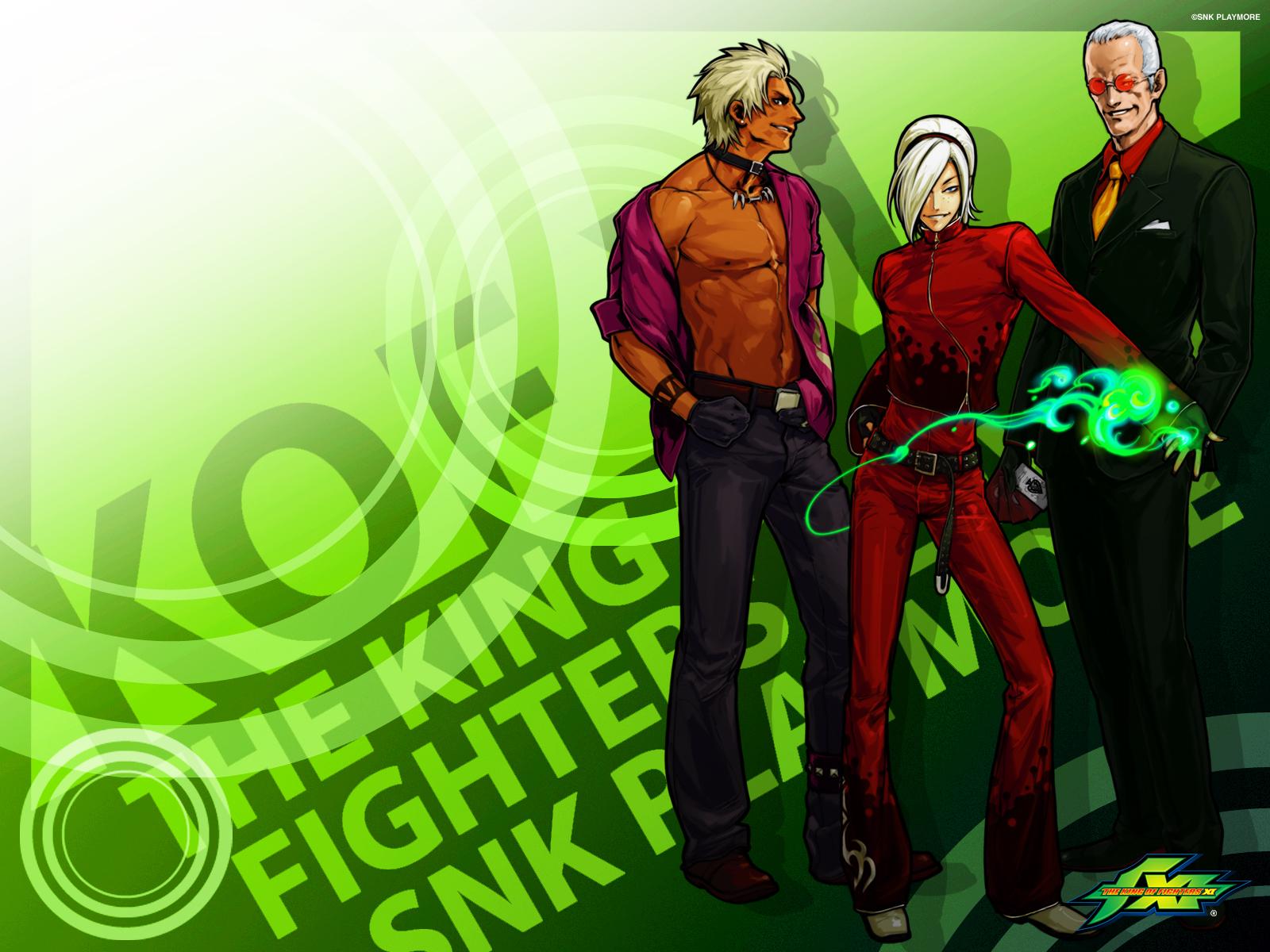 King Of Fighters Wallpaper 908882 Zerochan Anime Image Board