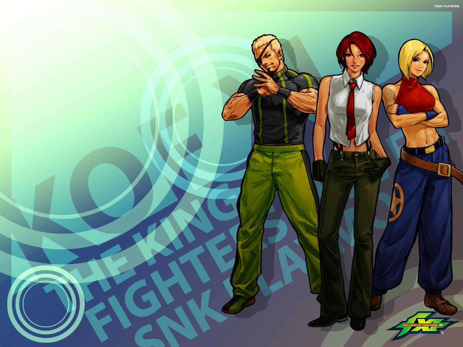 King Of Fighters Wallpaper 908894 Zerochan Anime Image Board