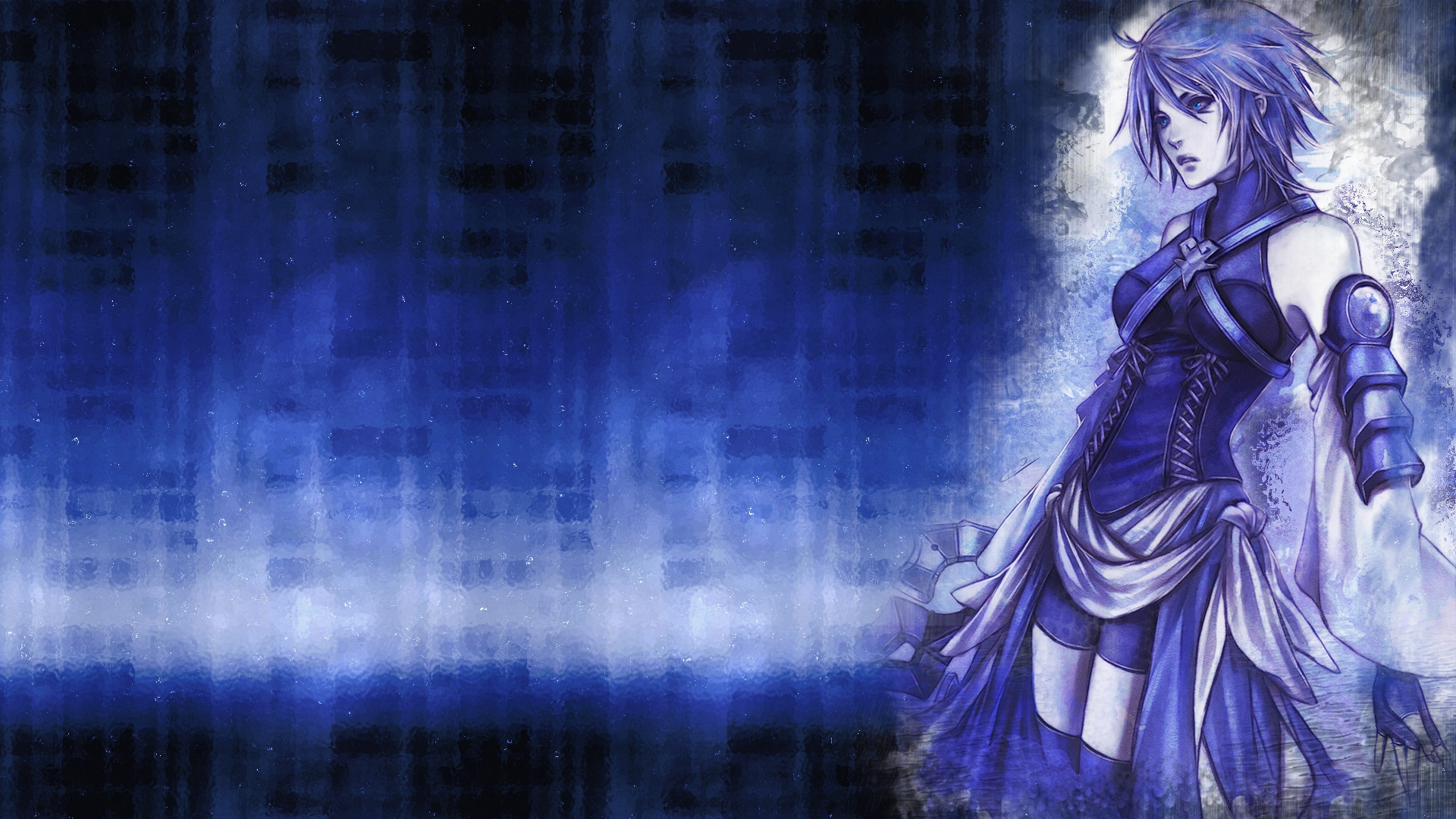 aqua kingdom hearts wallpaper zerochan anime image board