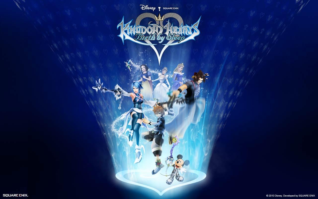 Kingdom Hearts Birth By Sleep Wallpaper 259982 Zerochan Anime
