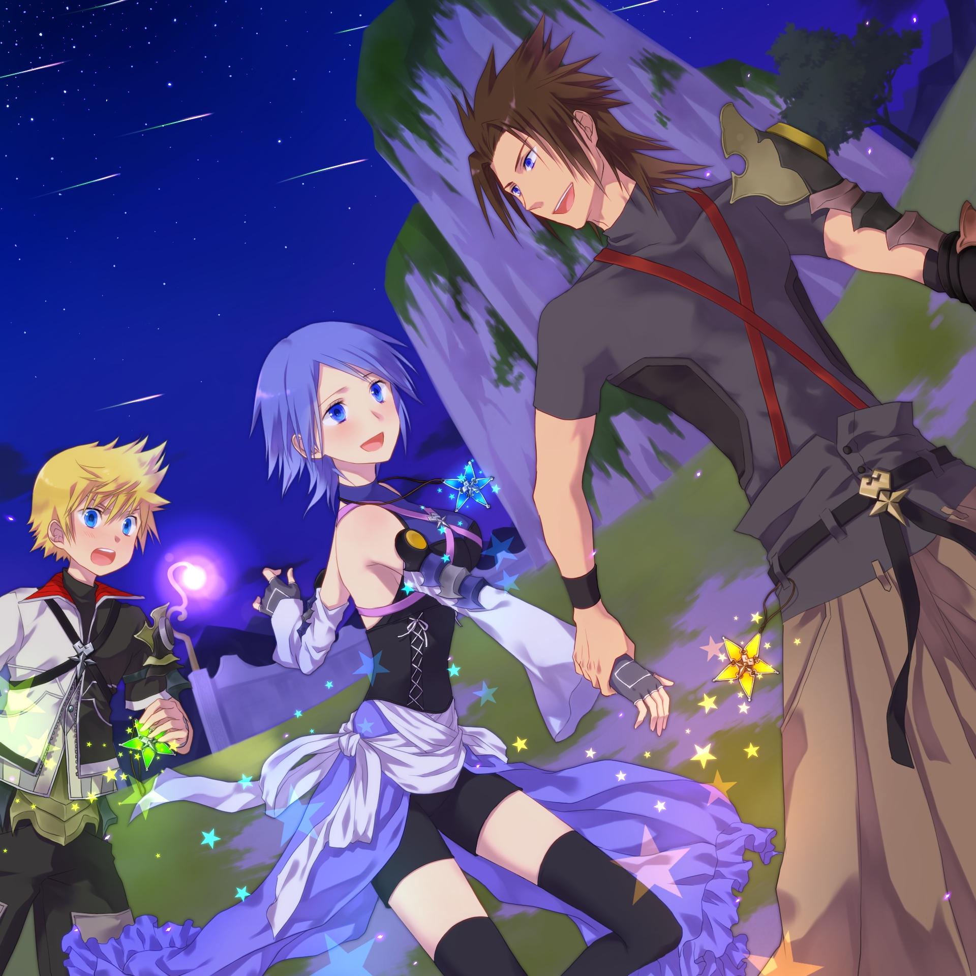 Aqua (Kingdom Hearts), Fanart | page 2 - Zerochan Anime ... Terra And Aqua Fanfiction