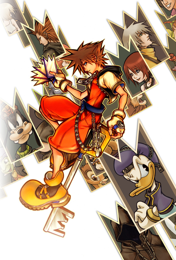 Kingdom Hearts Chain Of Memories Download Image