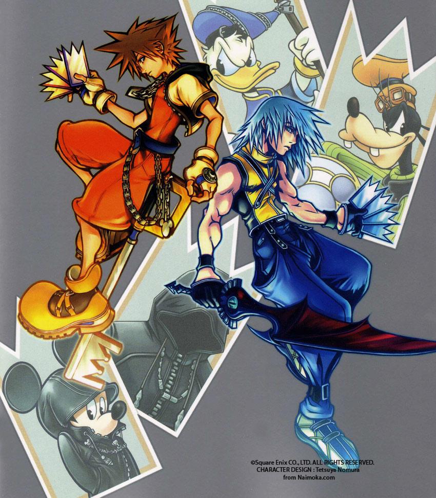 Kingdom Hearts Chain Of Memories Image 9451 Zerochan Anime