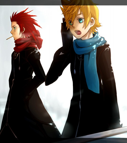 Tags: Anime, Kingdom Hearts, Roxas, Organization XIII, Kingdom Hearts 2