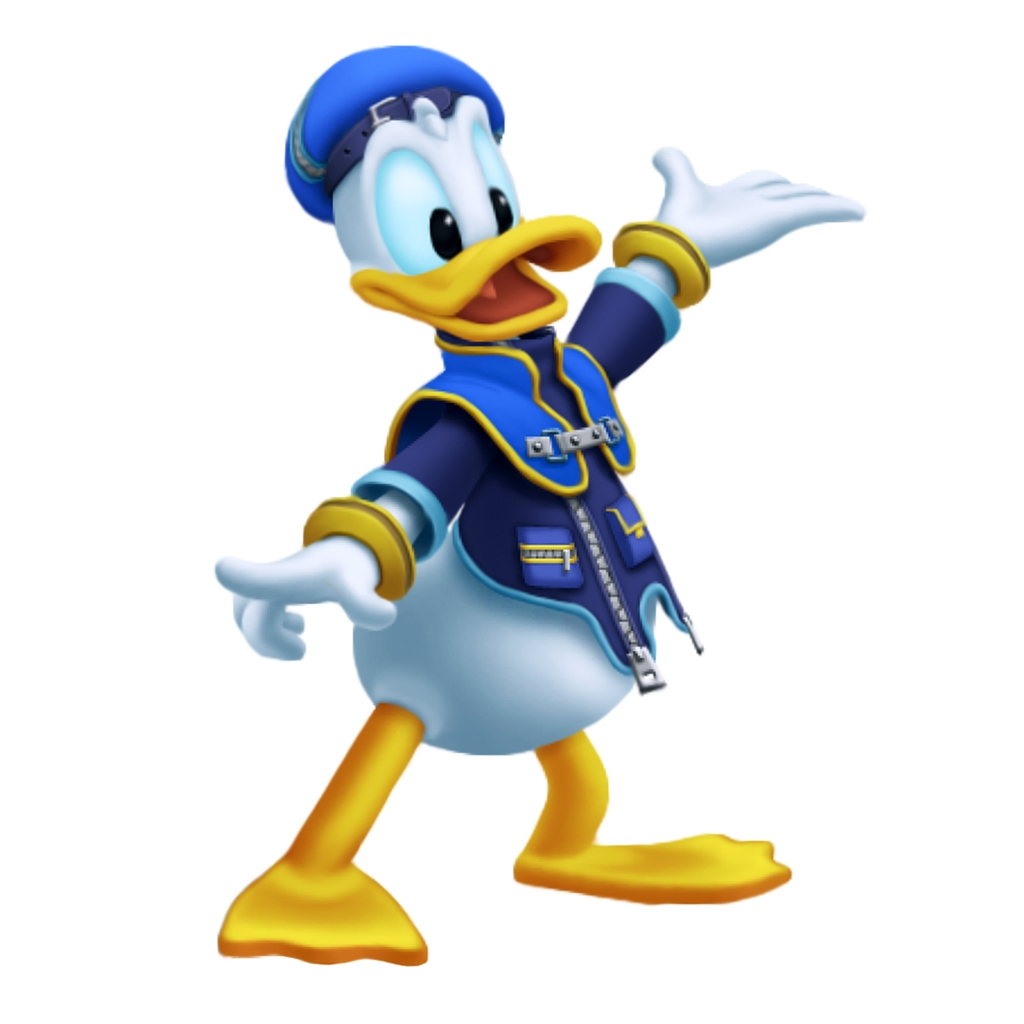 Donald.
