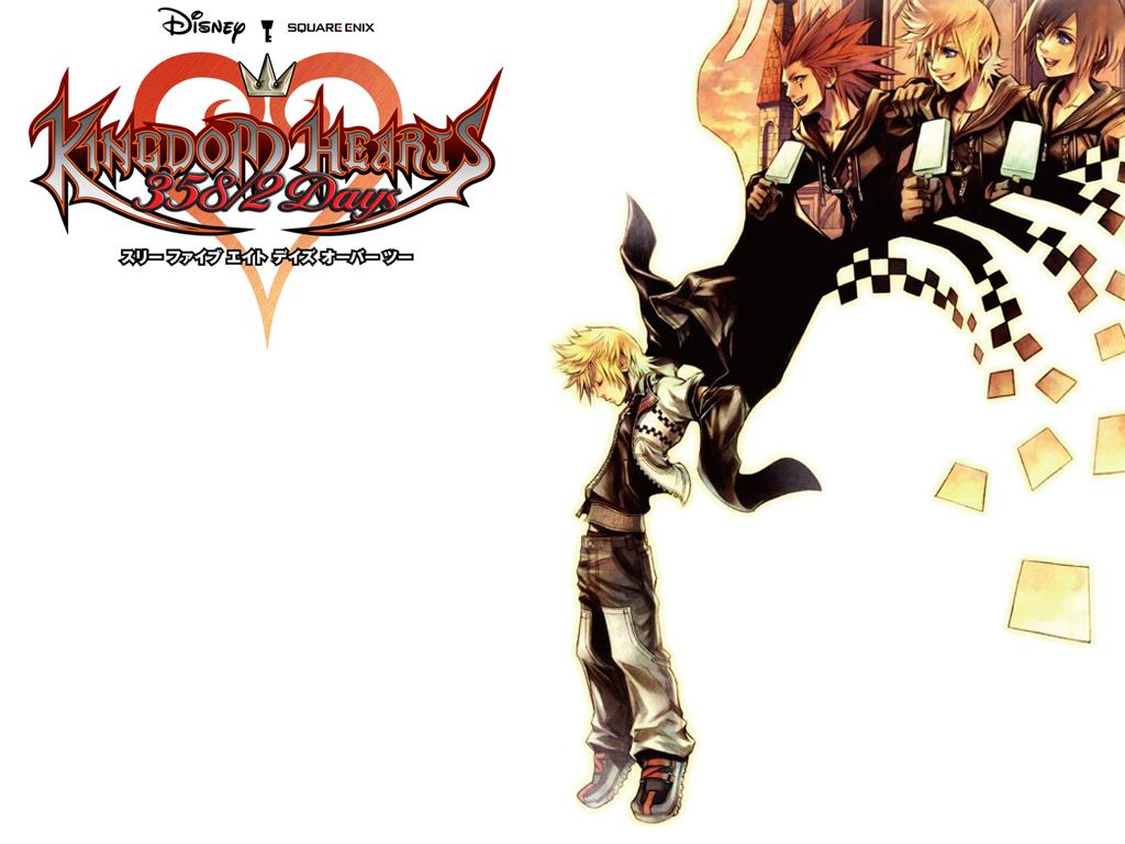 <b>Roxas</b> Remake - <b>Kingdom Hearts</b> 2 Minecraft Skin