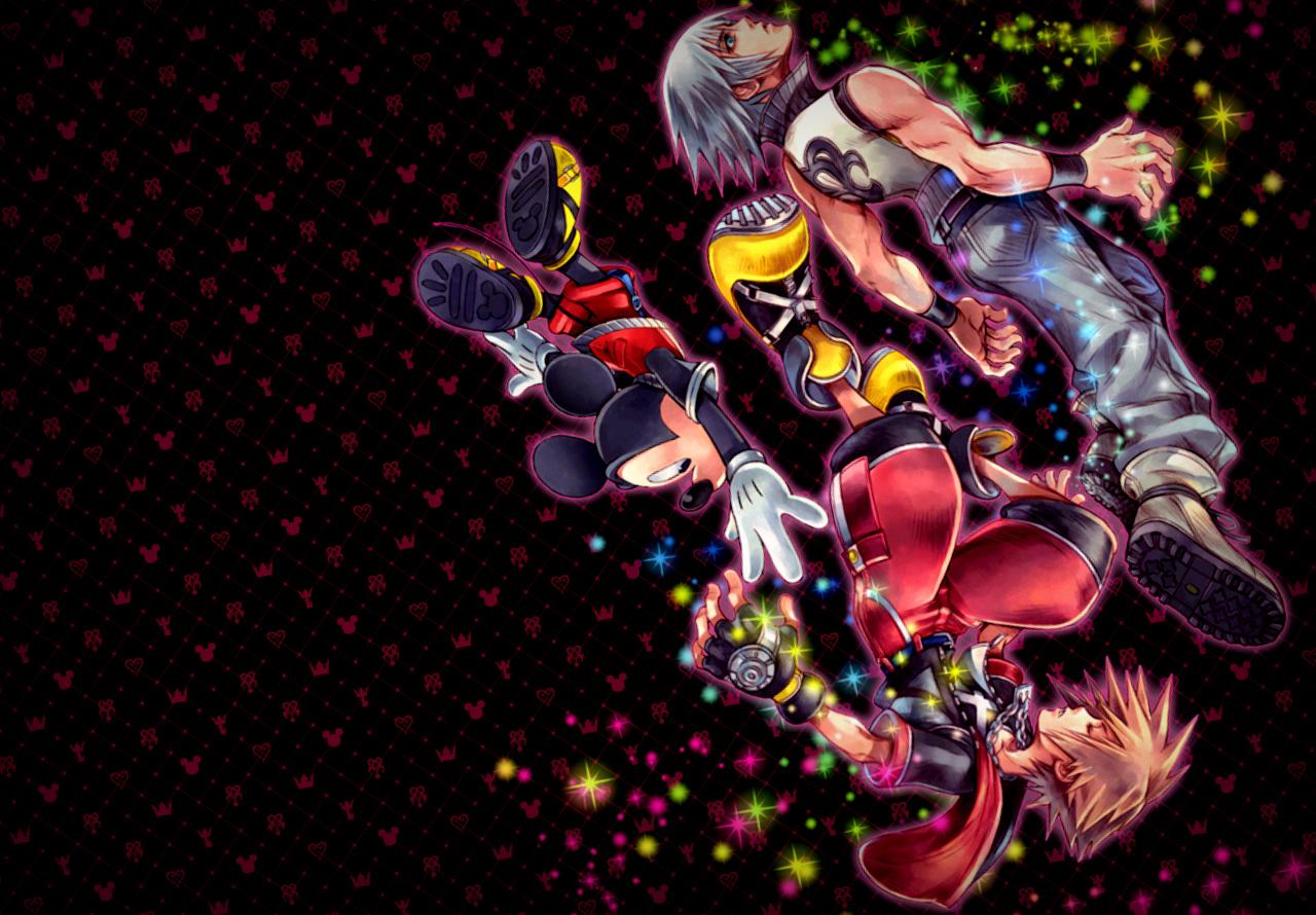 Kingdom Hearts 3d Dream Drop Distance Wallpaper 1515782 Zerochan