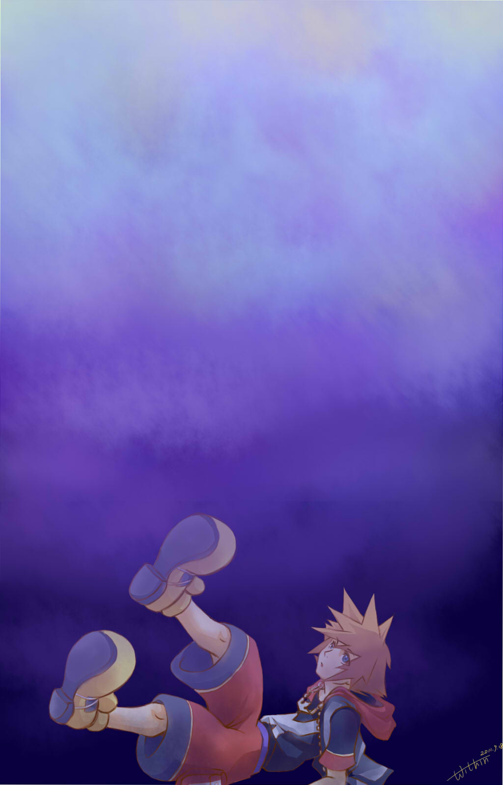 Kingdom Hearts 3d Dream Drop Distance Mobile Wallpaper 932572