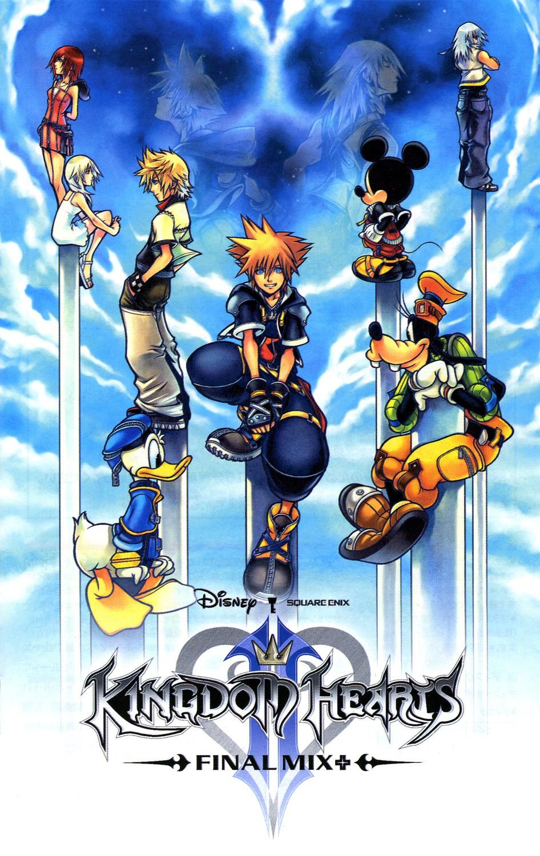 Kingdom Hearts Ii Mobile Wallpaper 10226 Zerochan Anime Image Board