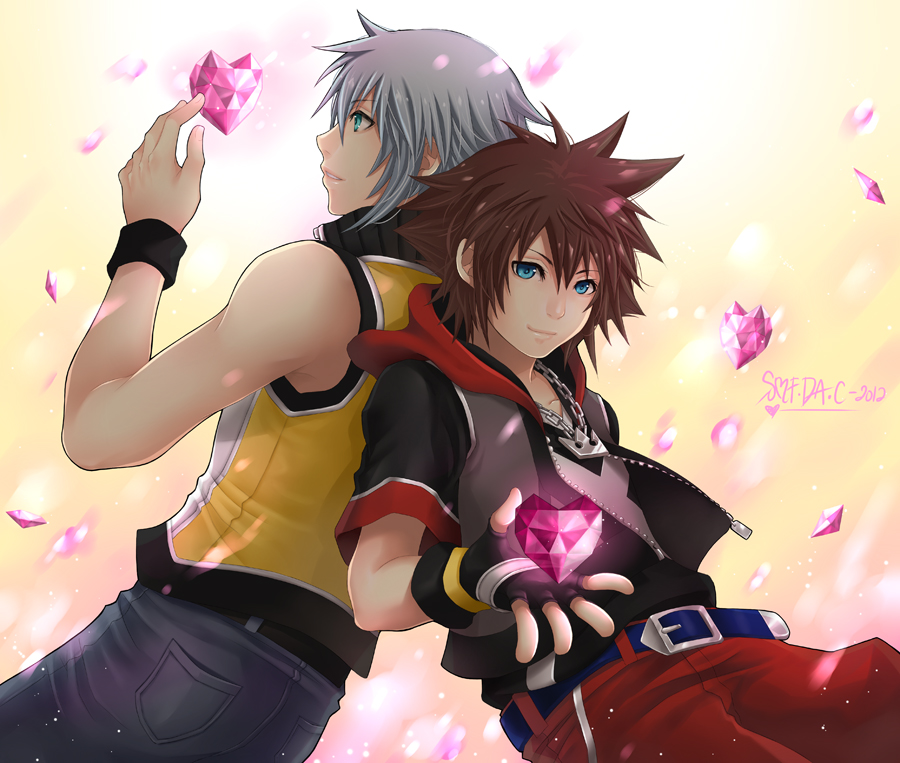 Kingdom Hearts II Image #1155412