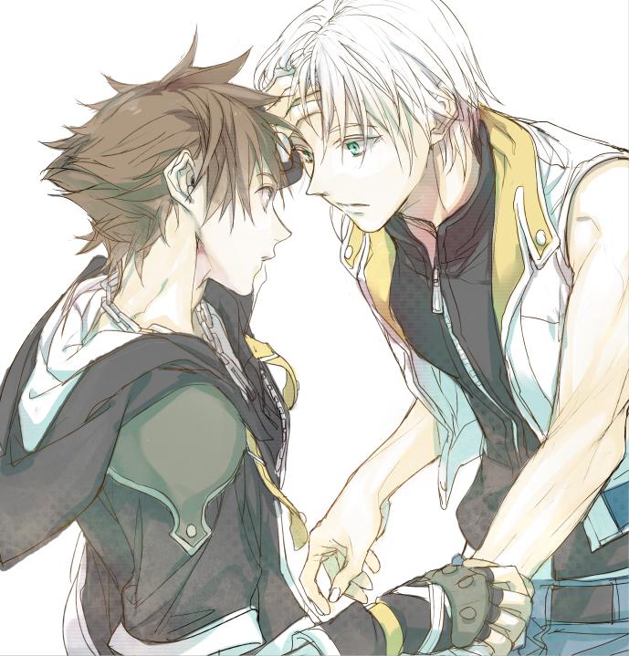 from Nico riku sora manga gay