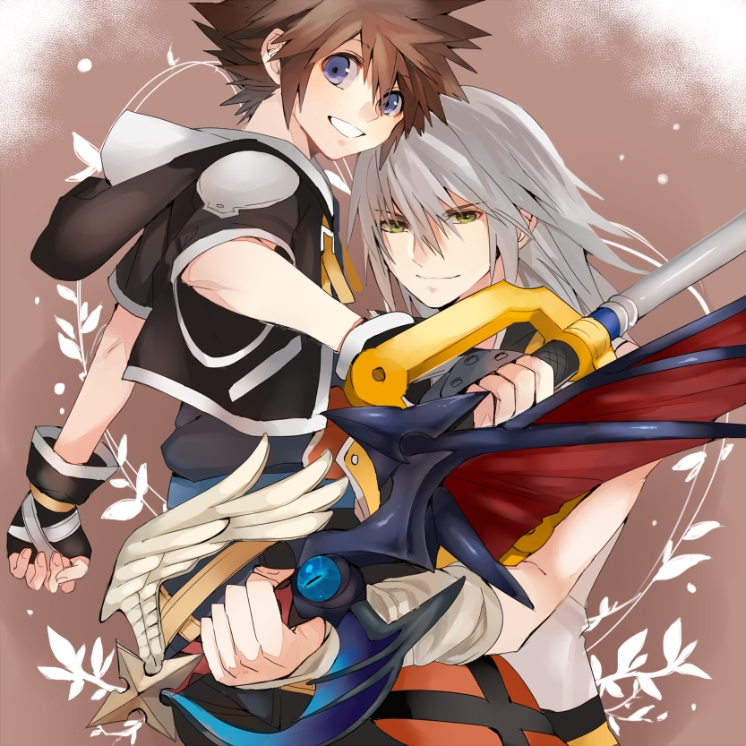 Tags Anime Fanart Kingdom Hearts Sora Pixiv: Kingdom Hearts II Image #1666369