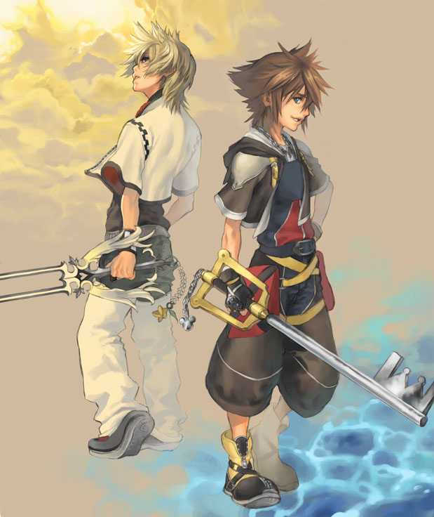 Kingdom Hearts Iphone Wallpaper: Kingdom Hearts: Chain Of Memories