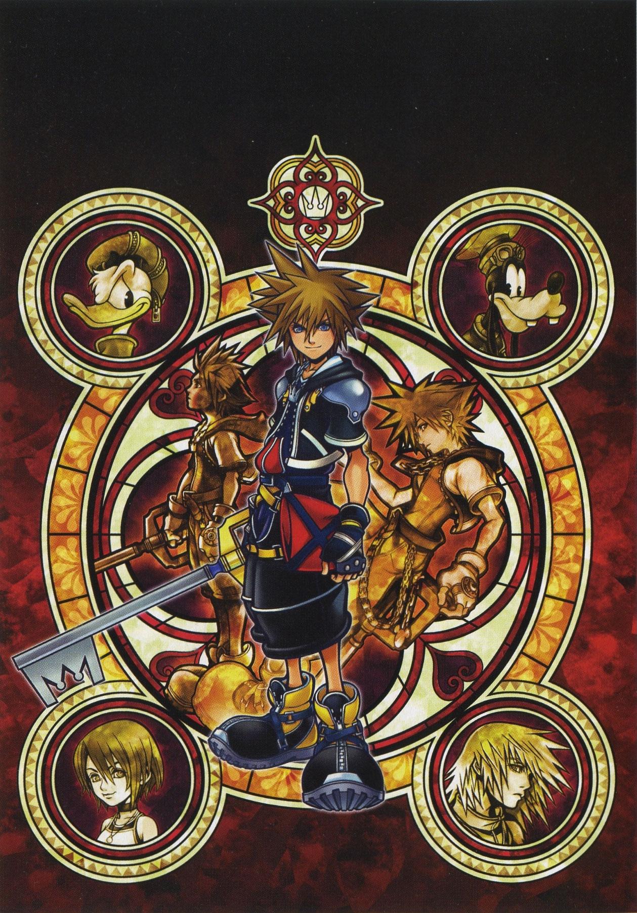 Kingdom Hearts Ii Mobile Wallpaper 9486 Zerochan Anime Image Board