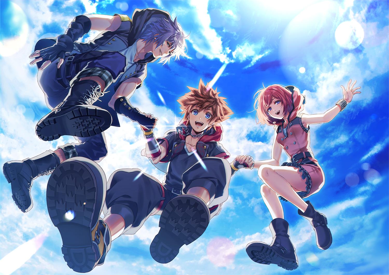 Kingdom Hearts Iii Zerochan Anime Image Board