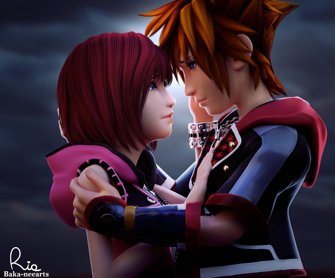 anime dating sim kingdom hearts