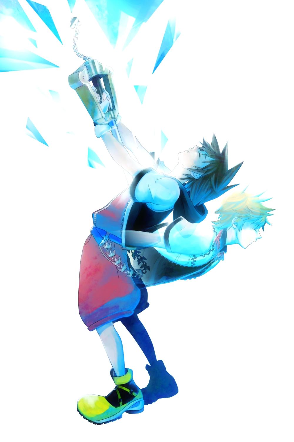 Kingdom Hearts Mobile Wallpaper 1451518 Zerochan Anime Image Board