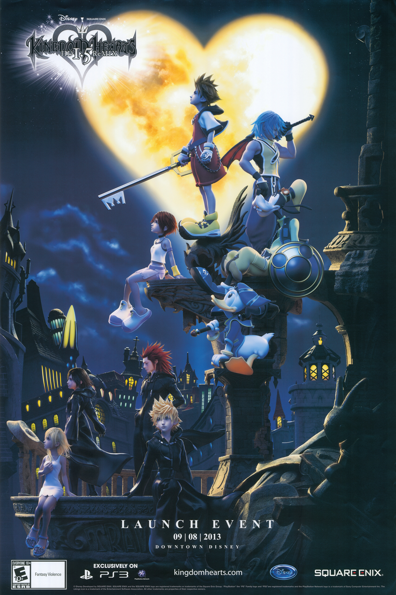 Kingdom Hearts Download Image
