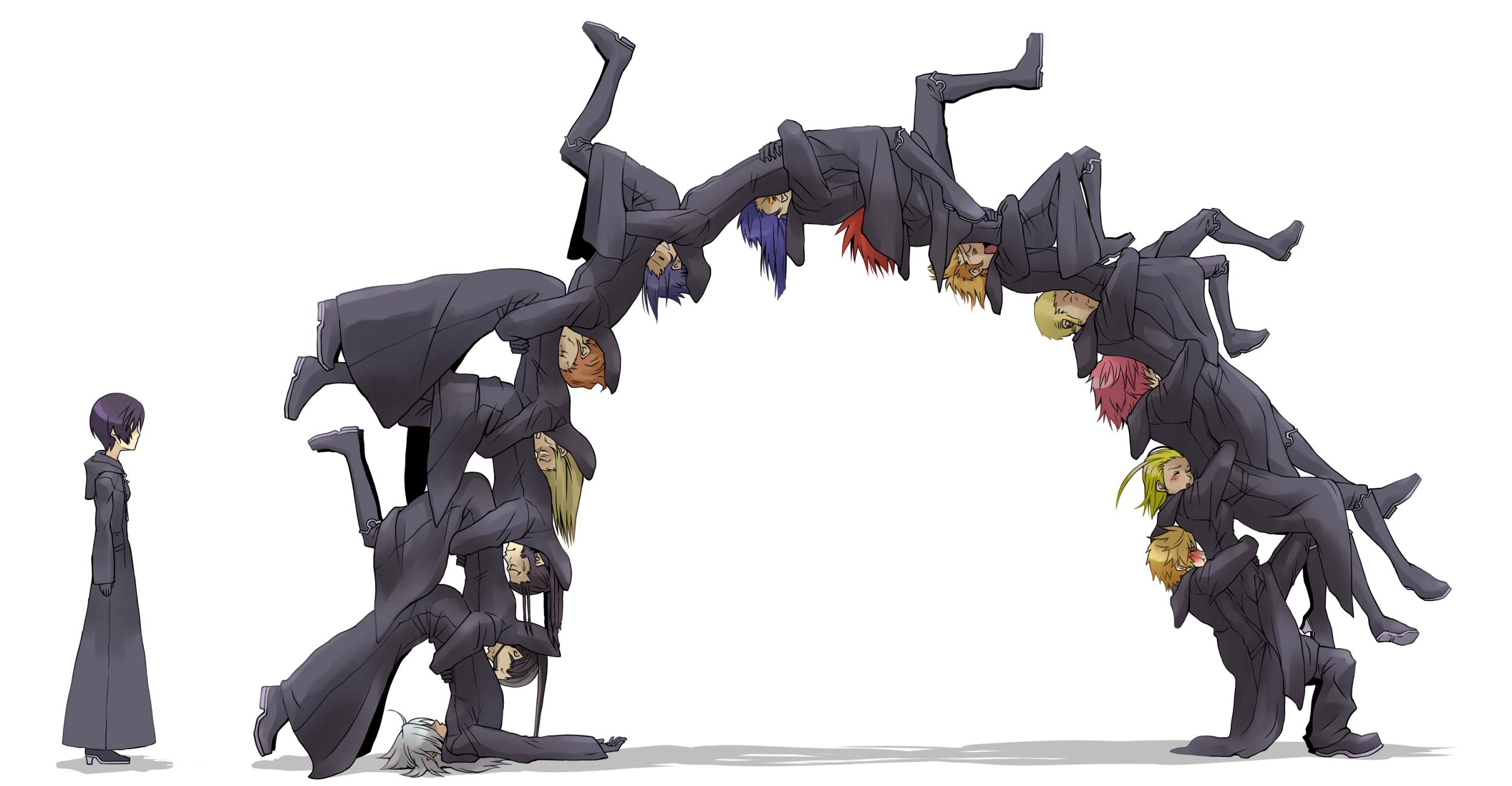 SaïxXemnas Kingdom Hearts  Works  Archive of Our Own