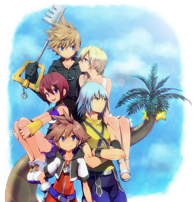 Tujisaki Kingdom Hearts 358 2 Days Kingdom Hearts Ii: Kingdom Hearts/#1667266
