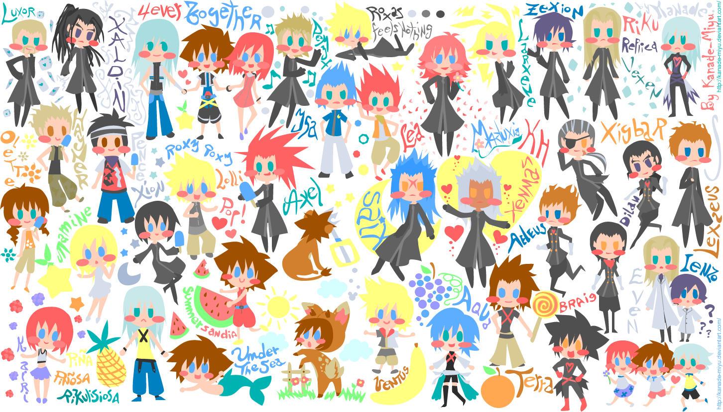 Kingdom Hearts/#1669614 - Zerochan