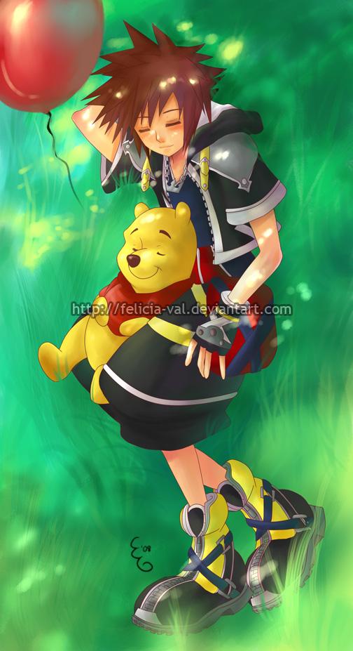 Kingdom Hearts Mobile Wallpaper 283437 Zerochan Anime Image Board