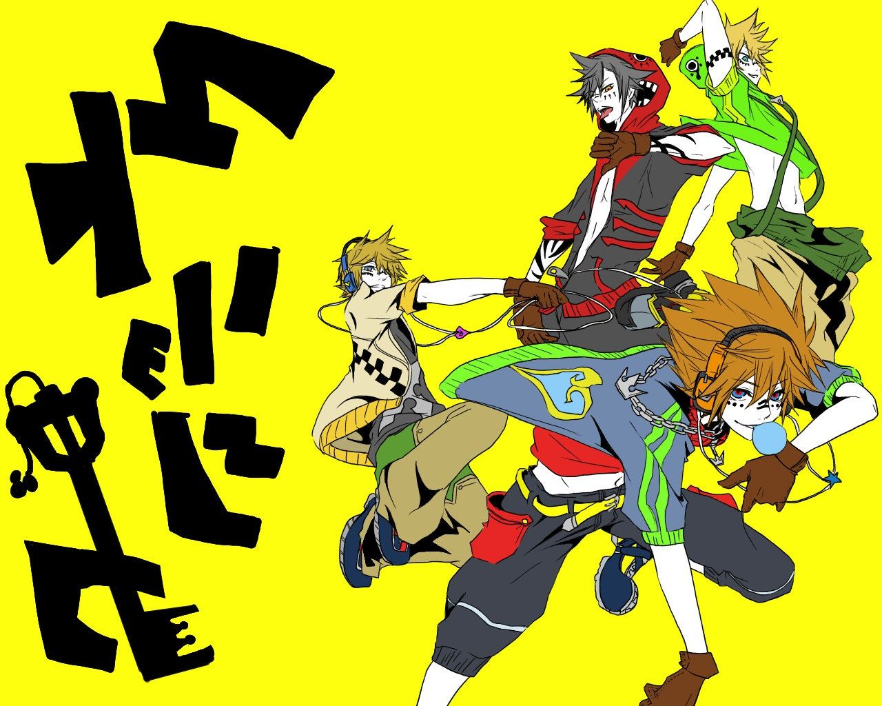kingdom hearts image 686997 zerochan anime image board