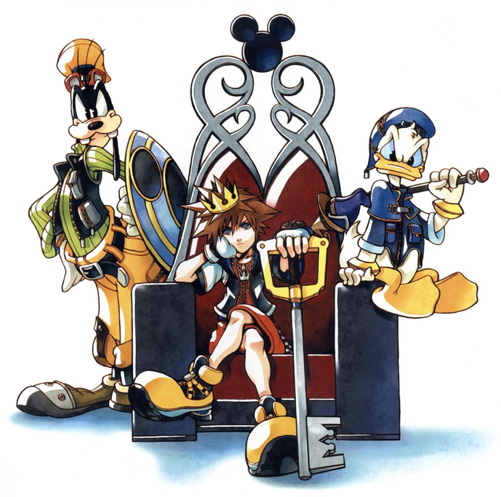 Goofy And Donald Anime Version: Zerochan Anime Image Board