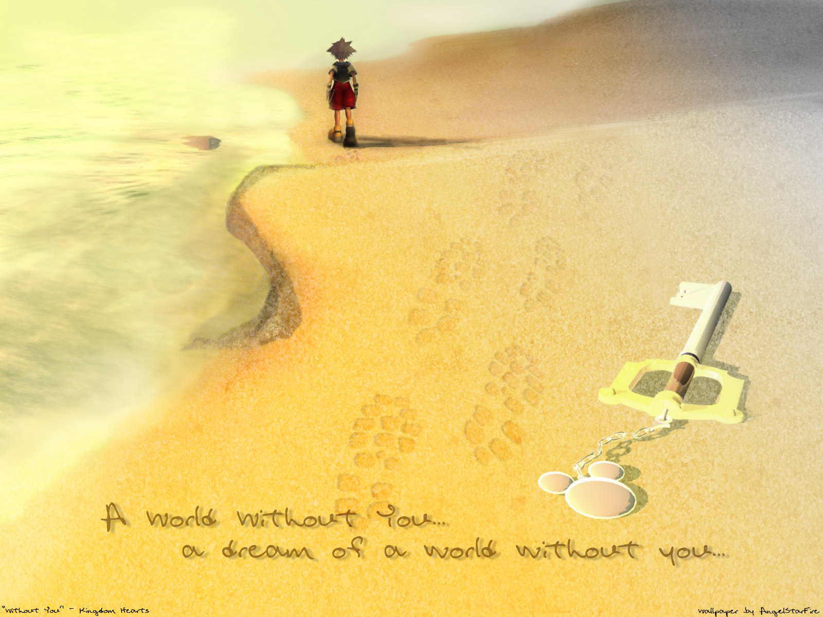kingdom hearts anime image board