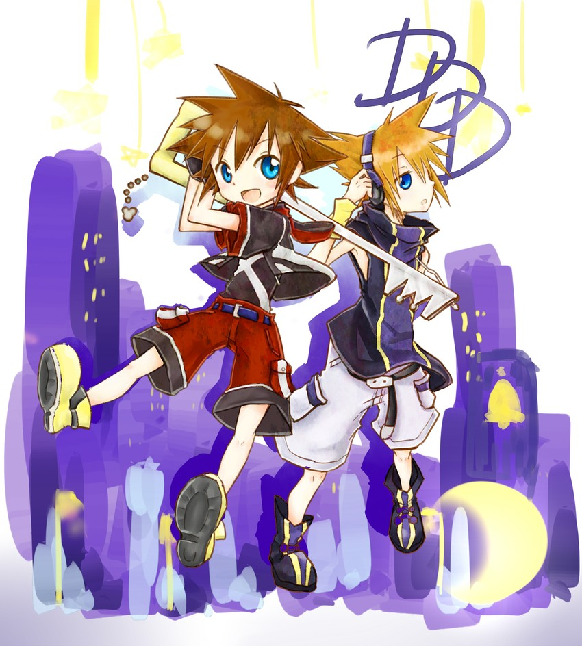 1000+ Images About Kingdom Hearts: Duos On Pinterest