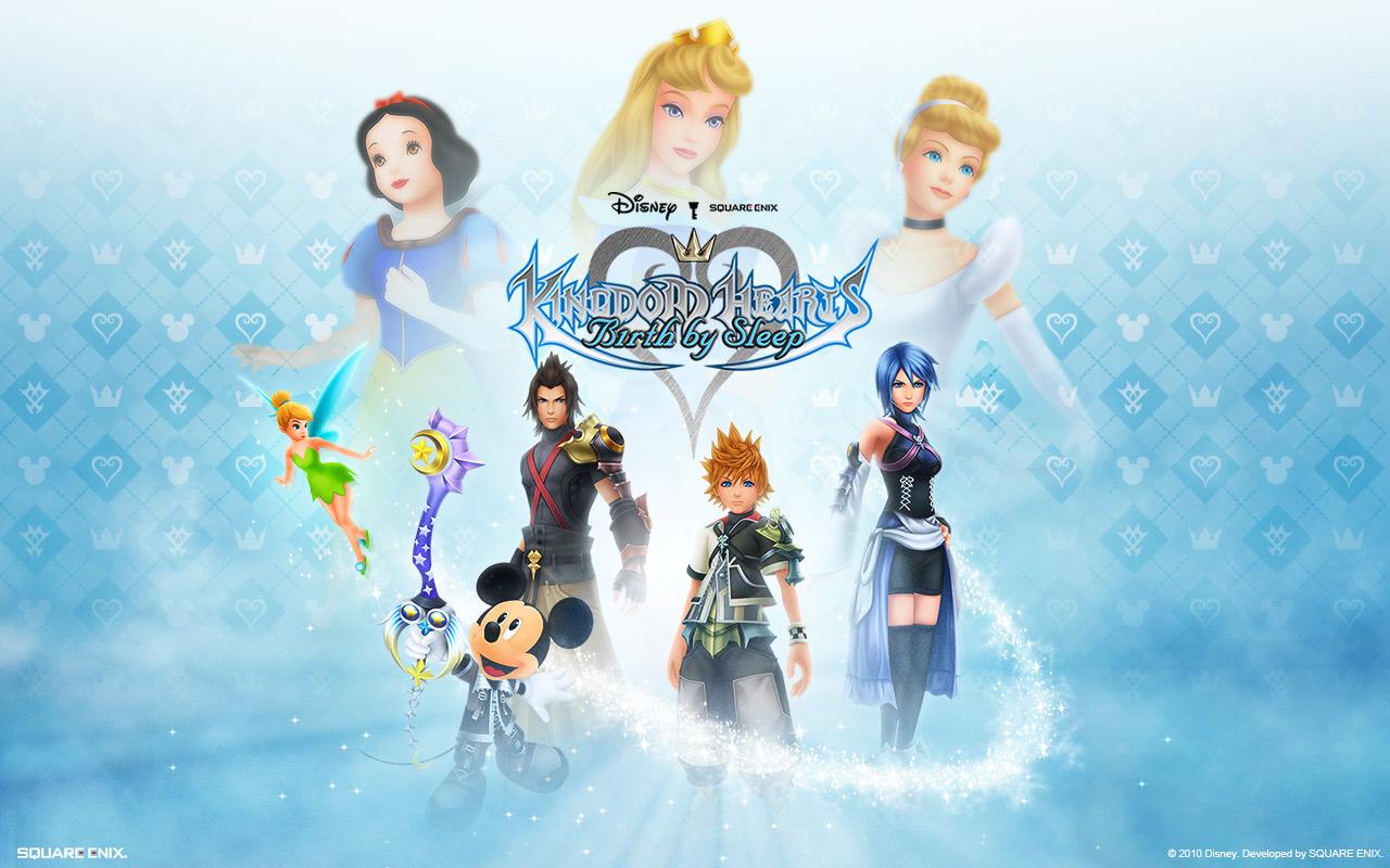 Kingdom Hearts Aqua Wallpaper 19 Fav Kingdom Hearts Birth