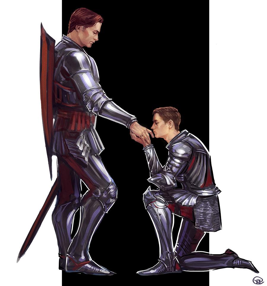 Knights gay