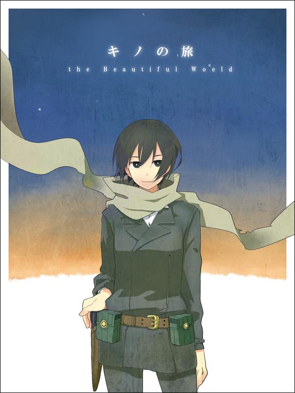 Tags: Anime, Nori88, Kino no Tabi, Kino (Kino no Tabi)