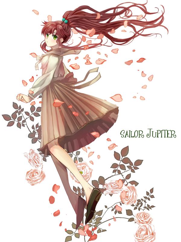 Tags: Anime, Pixiv Id 4125353, Bishoujo Senshi Sailor Moon, Kino Makoto, Pixiv, Fanart