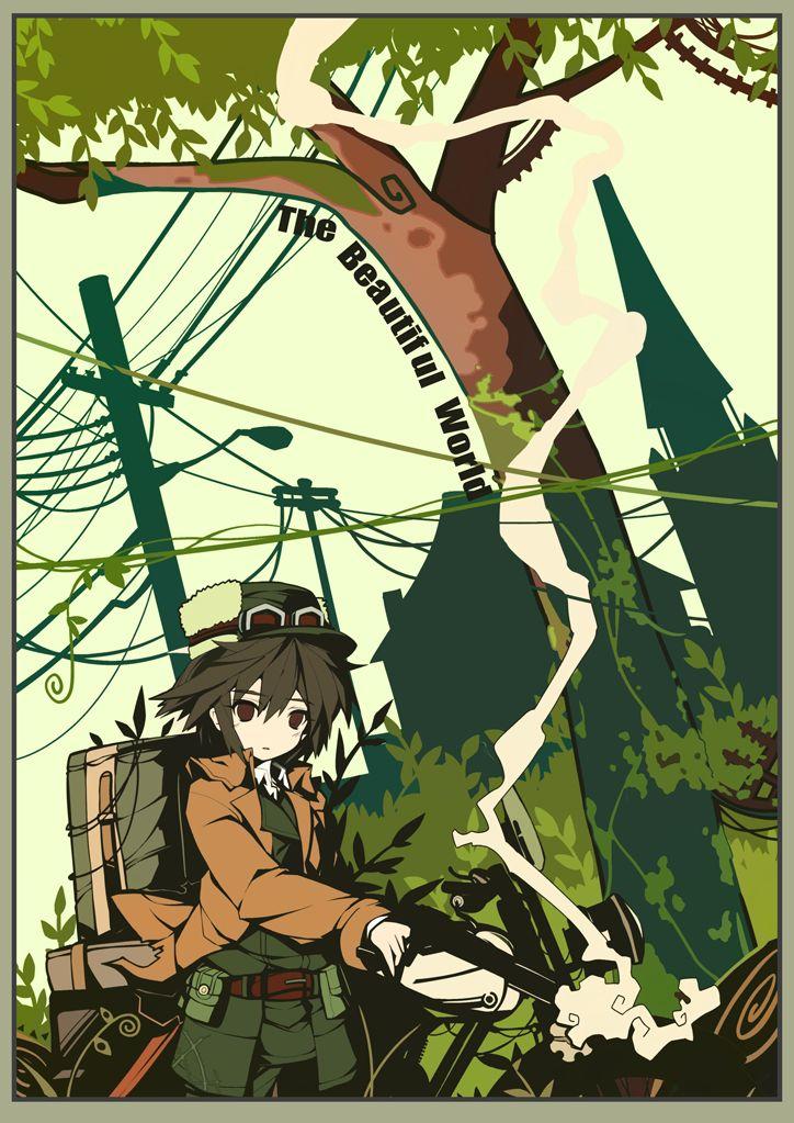 kino no tabi light novel pdf