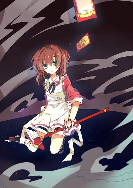 Tags: Anime, Cardcaptor Sakura, Kinomoto Sakura, Clow Cards, Pixiv Id 5100518