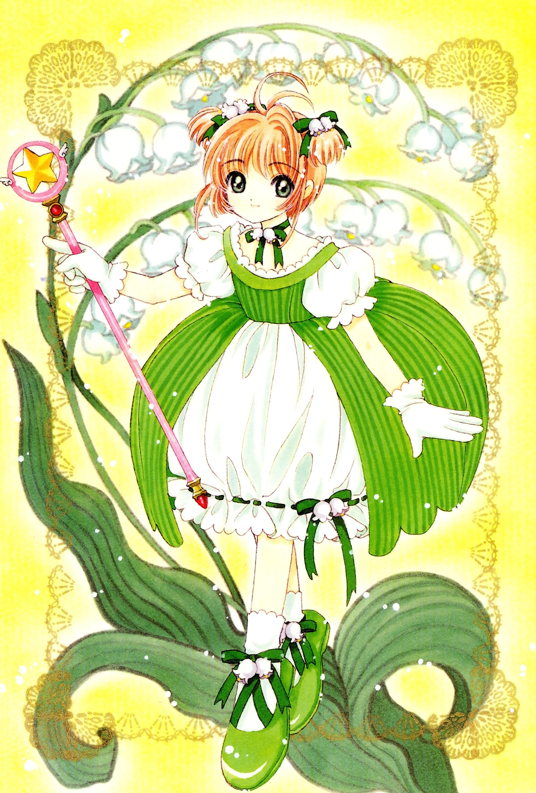 Sakura card captor 34 la luna llena de mediodiacutea - 4 2